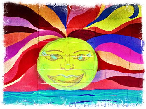 Sunny Day © lynette sheppard
