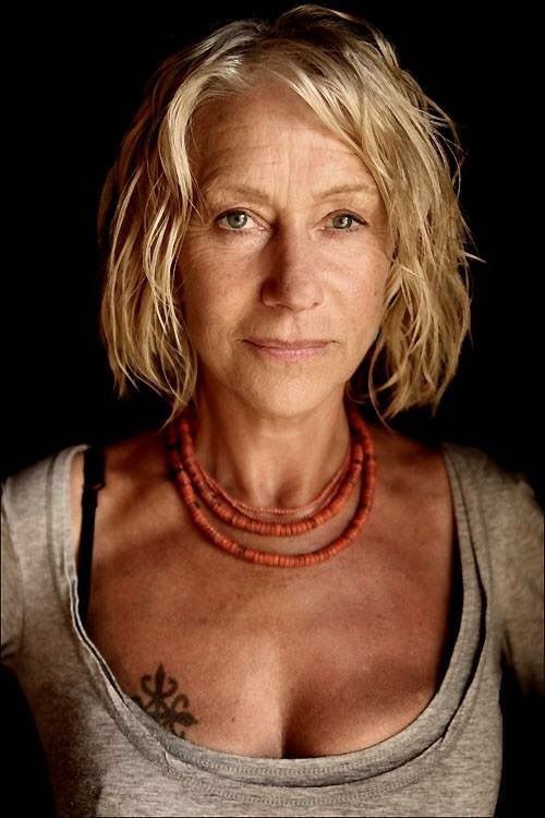Helen Mirren made me do it: Visioning a Second Act ...
